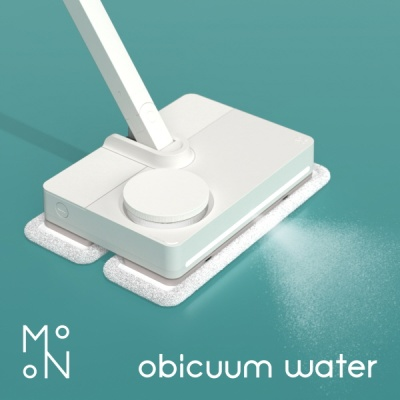 모온 오비큠 워터 물걸레청소기