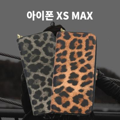 (STUFFIN)스터핀/레오나지퍼다이어리/아이폰XS MAX