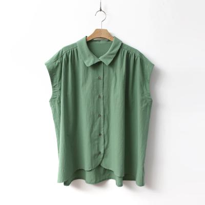 Marina Cotton Blouse