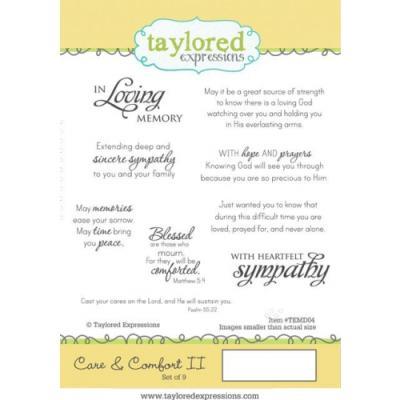 테일러드 스탬프 care&comfort 2