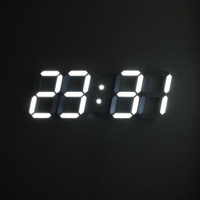 [무아스] 빅플러스 WB2 LED벽시계