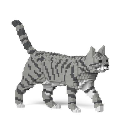[JEKCA] 걷는 고양이레고 (고등어)