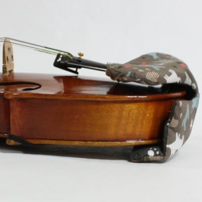 바이올린 핸드메이드 턱받침 커버 E-모델 No36