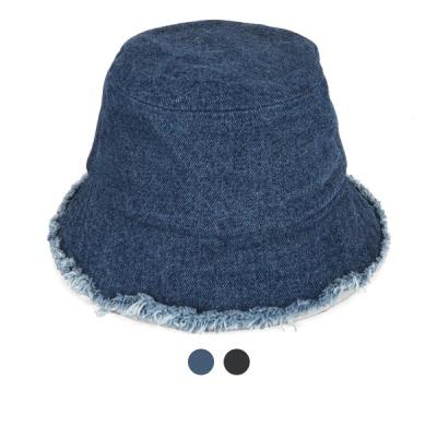 [디꾸보]빈티지 워싱 청 벙거지 모자 DCH-AC554