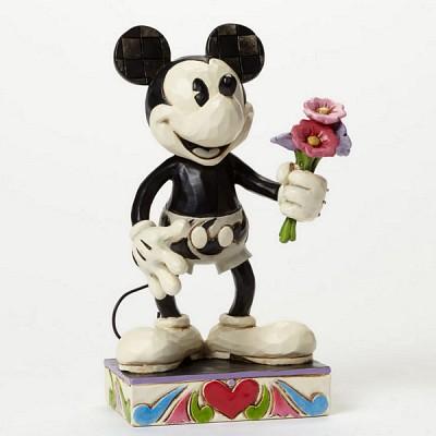 꽃을 든 미키마우스 (4043665)