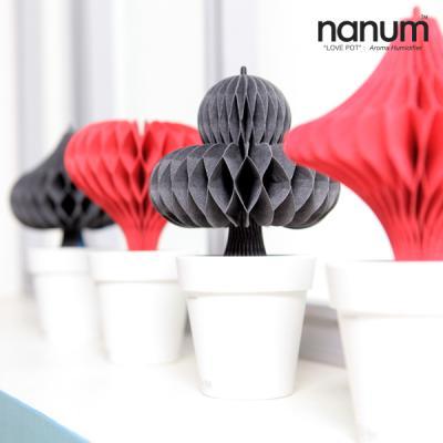 [나눔]러브팟 디자인 자연가습기