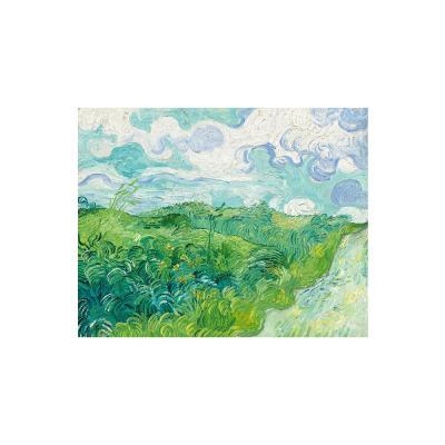 반 고흐 명화 액자_녹색밀밭 오베르(64.6x51.2cm)