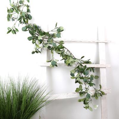 고속터미널꽃시장 그린잎 가랜드 180cm 감성캠핑