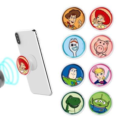 토이스토리4 정품 캐릭터 스마트톡 휴대폰거치대 홀더