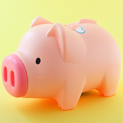 핑크 돼지저금통(자이언트)