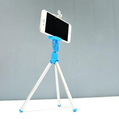 컬러 2단 휴대폰 삼각대