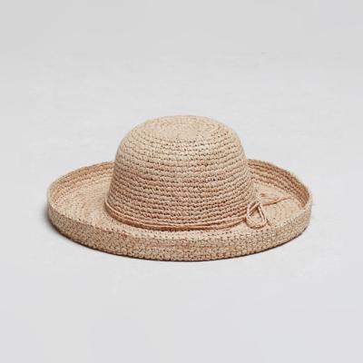 Raffia Classic Hat
