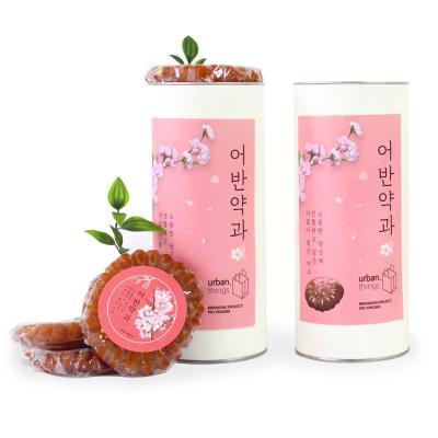 어반약과 벚꽃에디션(찹쌀10개+벚꽃패키지)