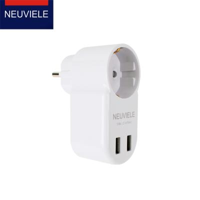 뉴빌레 USB 1구 어댑터(16A)