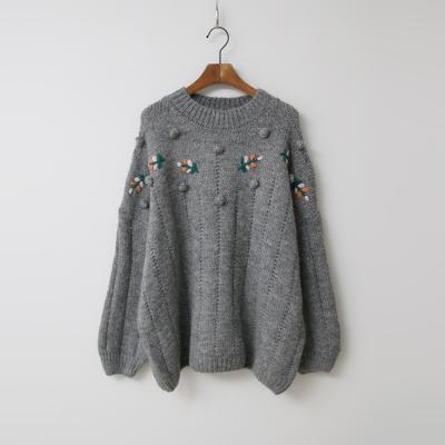 Flower Drop Knit