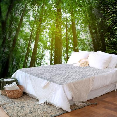 한일 편백나무 온열 탄소매트 싱글 110x200cm