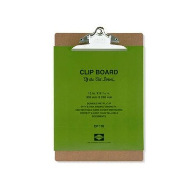 펜코-DP110-CLIPBOARD O/S-A4