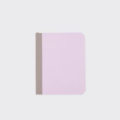 violet ribbony 4month planner