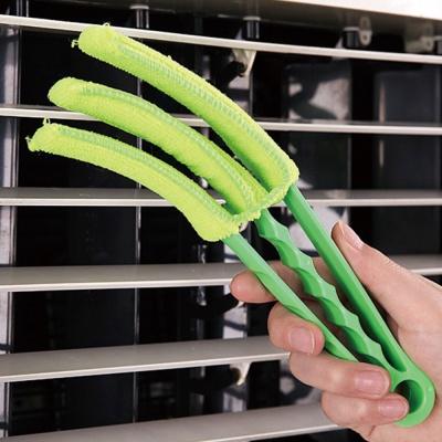 에어컨 블라인드 청소 클리너 틈새 브러쉬 환풍구
