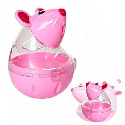 우쭈쭈 쉐이크 마우스 스낵볼 핑크 간식 오뚝이