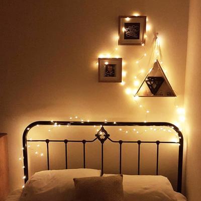 크리스마스트리 LED 와이어 등 조명 전구 30구