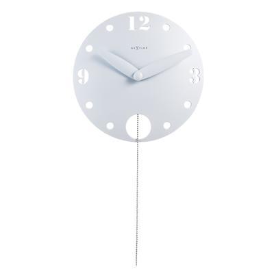 넥스타임 3102 웨글 찰랑찰랑움직이는 추벽시계