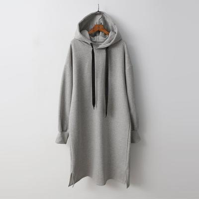 Gimo Perfect Hood Basic Dress - 안감기모