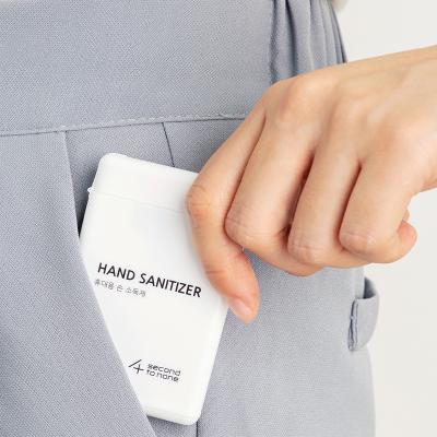 [세컨투넌] 휴대용 손 소독제 17ml x 10개