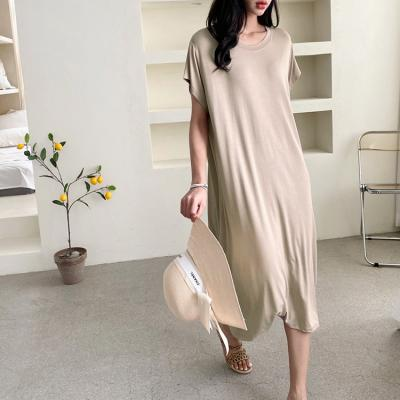Cool Round Long Dress
