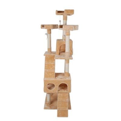 헬로망치 프리미엄 대형 고양이 캣타워 DS0069