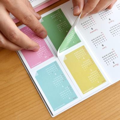 2019 Calendar Memo Book