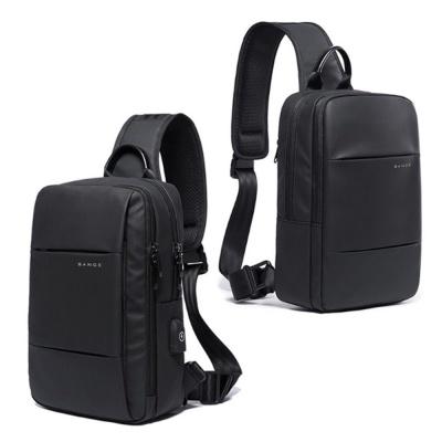 미니 바디백 USB 포트 보조 슬링백 사각 크로스 가방