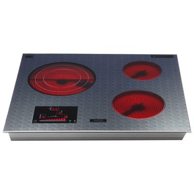 웰치 3구 터치 슬라이드식 확장형 빌트인 전기렌지 KR-500S-빌트인