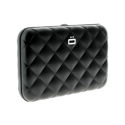 오곤 알루미늄 지갑 QB(퀼티드 버턴)-5컬러