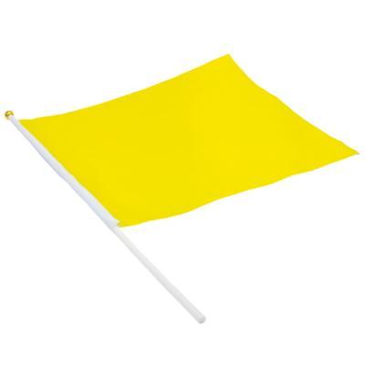 응원깃발 40x30 (옐로우)