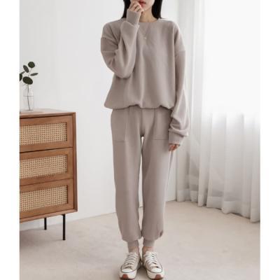여성 여자 트레이닝복 운동복 세트 데일리 네드