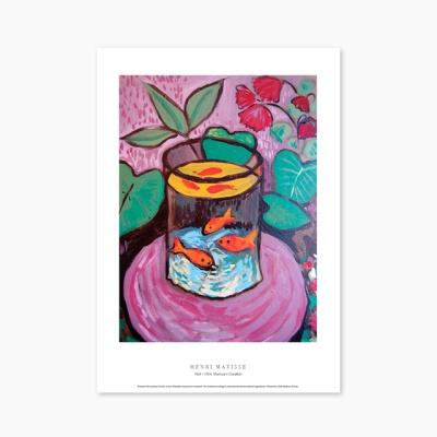 Matisse's Goldfish - 앙리 마티스 014