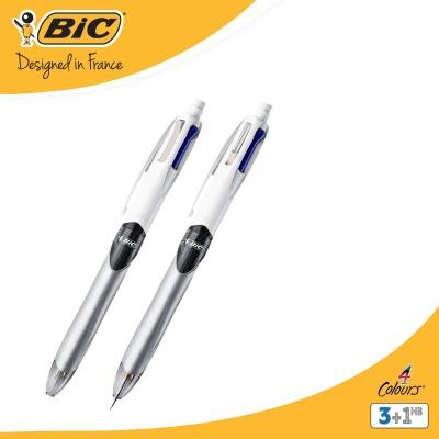 BIC 4컬러(3+1)샤프