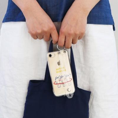 KIKI POPO GINGER 젤리 홀더 케이스 for i-phone