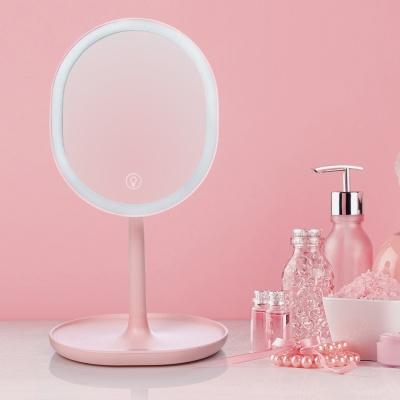 LED 조명거울 화장거울 메이크업거울 JR-CY268 5배줌
