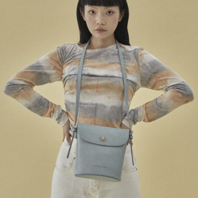 [펀프롬펀]Rachel vintage shoulder bag (mint)
