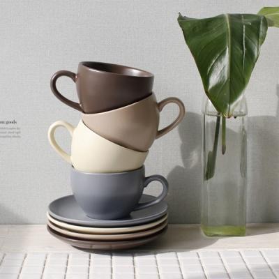 [2HOT] 에크렌 노블 커피잔 1인세트