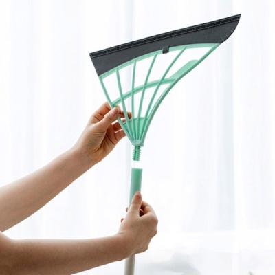 [쓰리잘비2] 만능 실리콘 빗자루 길이조절형