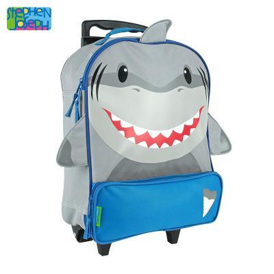 애니멀 캐리어 - 상어 (여행 가방)