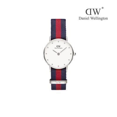 Classy Oxford 여성시계(나토밴드)_DW00100072