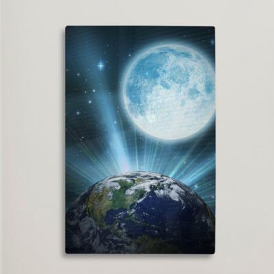 ir179-폼아크릴액자38CmX58Cm_지구와달