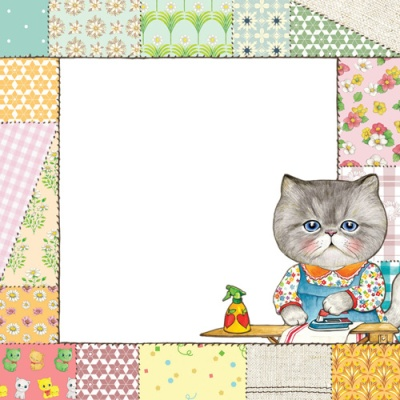 고양이삼촌 메모패드 - 루미의 취미생활