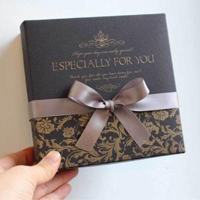 셀프 초콜렛 만들기 예븐 선물 포장 박스 상자