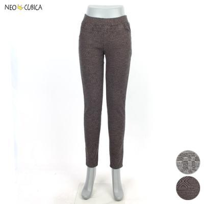 [네오쿠비카]빅사이즈 페르샤 패턴 쫄바지(Size25~38) NCP-MDA41