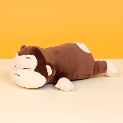모찌모찌 꿀잠쿠션인형 원숭이(소) 동물인형